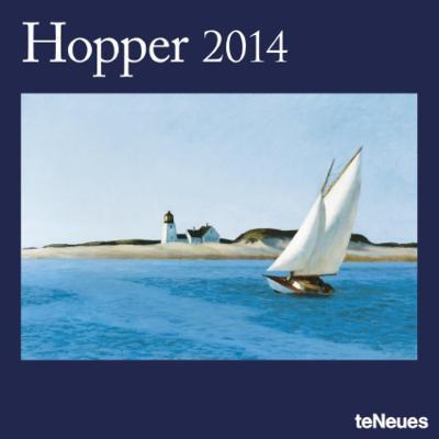 Edward Hopper - 2014 Calendar