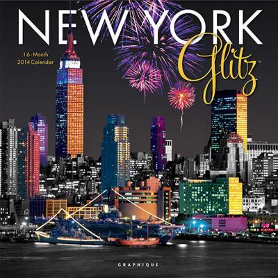 New York Glitz - 2014 Calendar