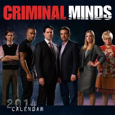 Criminal Minds - 2014 Calendar