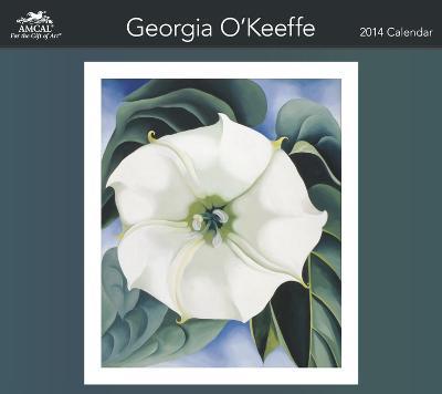 Georgia O'Keeffe - 2014 Calendar