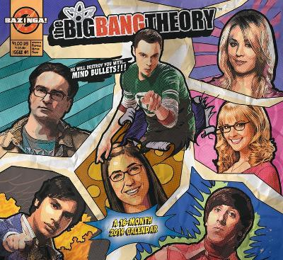 The Big Bang Theory - 2014 Calendar