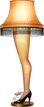 Leg Lamp - A Christmas Story Lifesize Standup