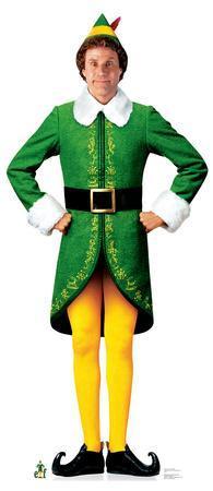 Elf - Elf Movie Lifesize Standup