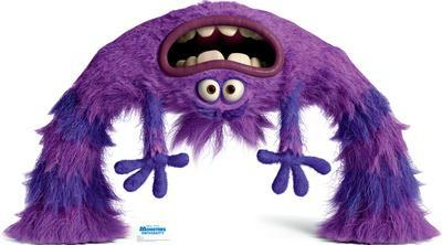 Art - Disney Pixar Monsters University Lifesize Standup