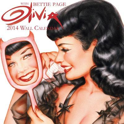 Olivia-Bettie Page - 2014 16-Month Calendar