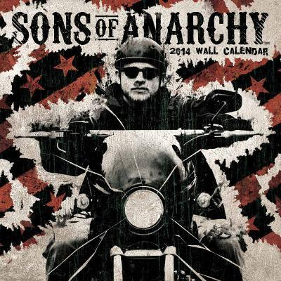 Sons of Anarchy - 2014 16-Month Calendar