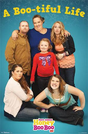 Honey Boo Boo - Family TV Poster