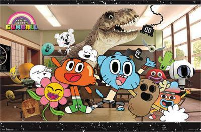 The Amazing World of Gumball - Class TV Poster