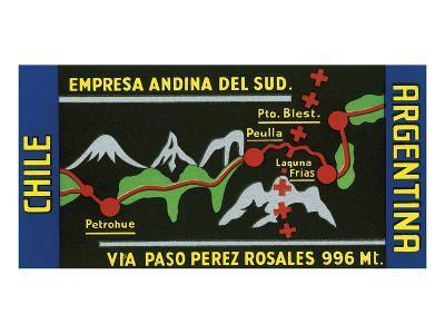 Chile, Argentina, Empresa Andina del Sud.