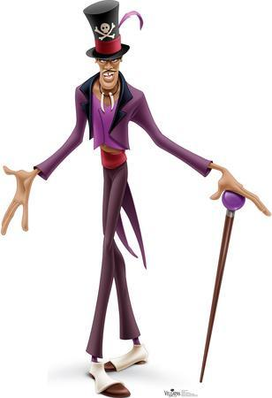 Dr. Facilier - The Princess and the Frog Disney Villain Lifesize Standup