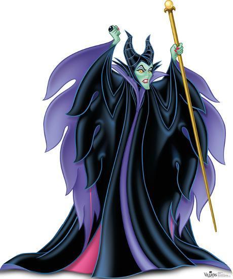 Maleficent Sleeping Beauty Disney Villain Lifesize Standup