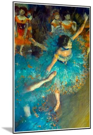 Edgar Degas Dancer Art Print Poster