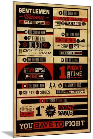 Fight Club - Rules