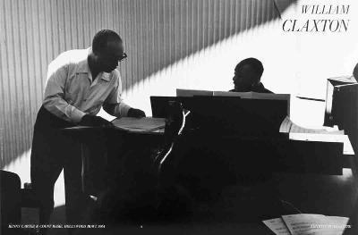 Benny Carter & Count Basie, Hollywood Bowl