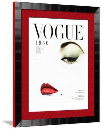 Vogue Cover - January 1950