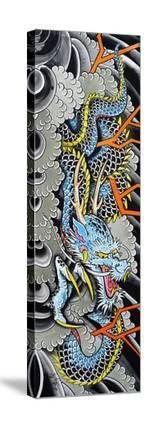 Clarks Blue Dragon