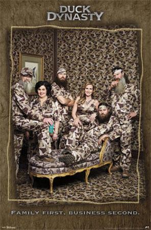 Duck Dynasty - Family TV Poster