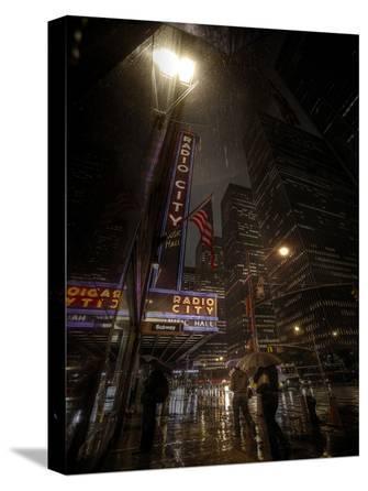 Radio City Rain