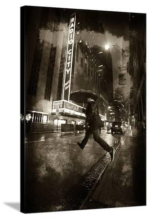 Radio City Umbrella