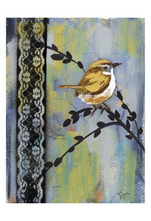 Bird Song Buds I
