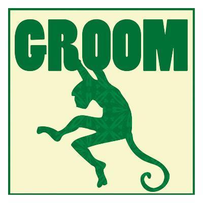 Monkey Groom