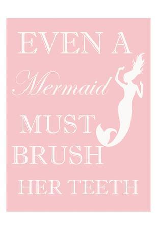 Mermaid Must Brush