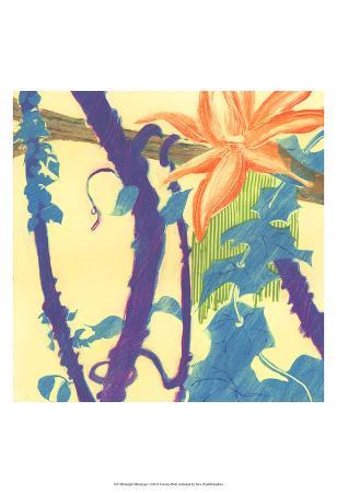 Jungle Monotype I