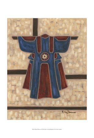 Primary Kimono I