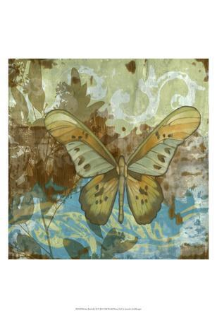 Rustic Butterfly II
