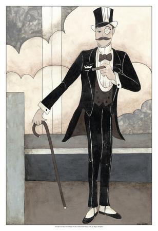 Art Deco Gentleman