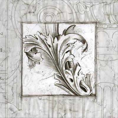 Embellished Acanthus Detail III