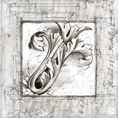 Embellished Acanthus Detail IV