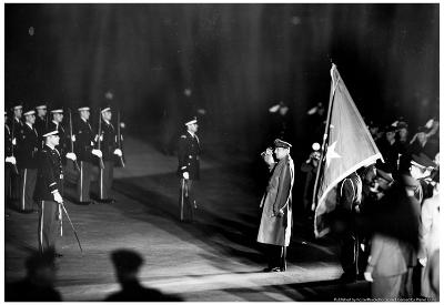General Douglas MacArthur Archival Photo Poster