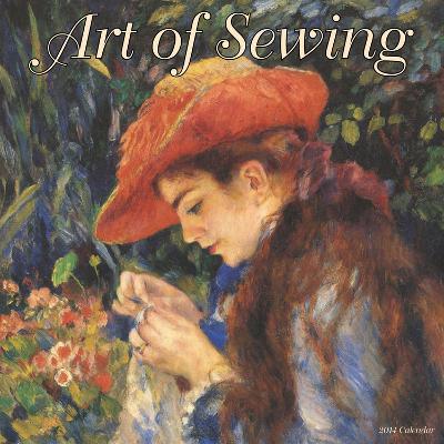 The Art of Sewing  - 2014 Calendar