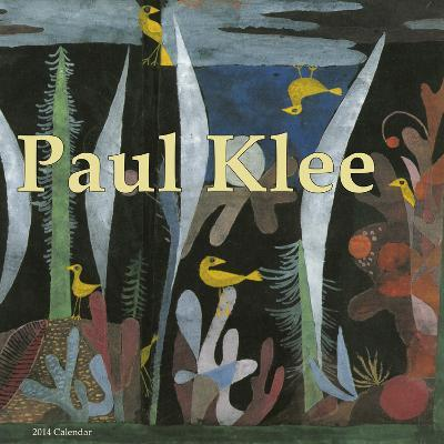 Paul Klee - 2014 Calendar