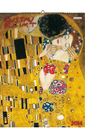 Gustav Klimt - 2014 Poster Calendar