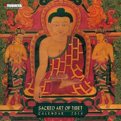 Sacred Art of Tibet  - 2014 Calendar
