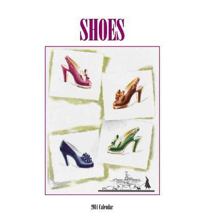 Shoes  - 2014 Easel Calendar
