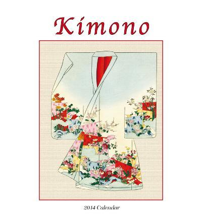 Kimono  - 2014 Easel Calendar