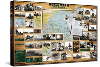 World War II - Asian and Pacific Theaters of Operations