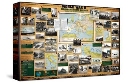 World War II - European and North African Theaters of Operations