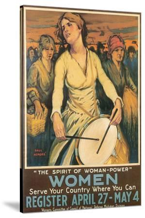 The Spirit Of Woman-Power