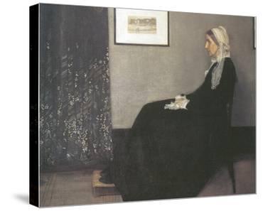 Arrangement In Grey and Black, No.1: Portrait Of The Artist's Mother