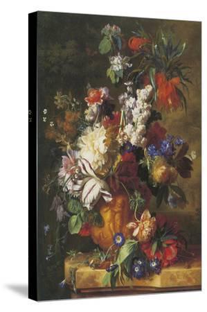 Bouquet Of Flowers In An Urn