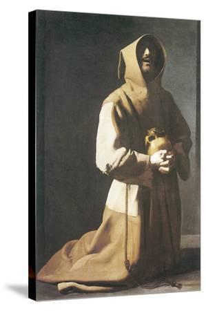 St. Francis Kneeling