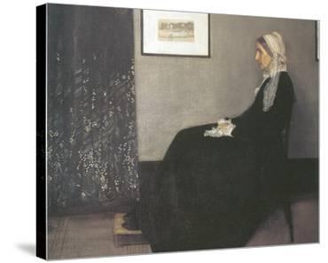 Arrangement In Grey and Black, No.1: Portrait Of The Artist's Mother