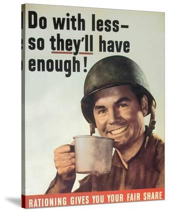 Rationing Gives You Your Fair Share,1943