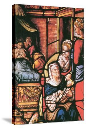 Birth of Saint Katharina