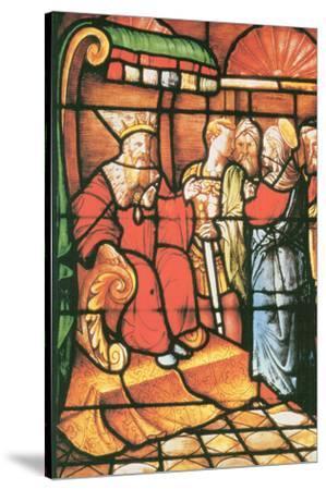 Saint Katharina and the Emperor