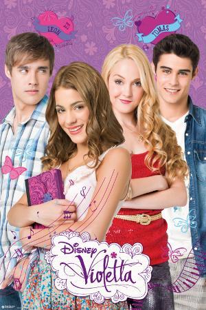 Disney Violetta II